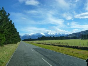 NZ Southern Alps