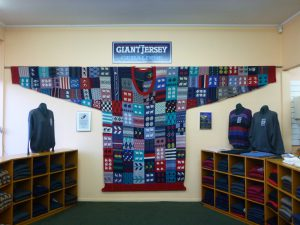The Giant Jersey of Geraldine